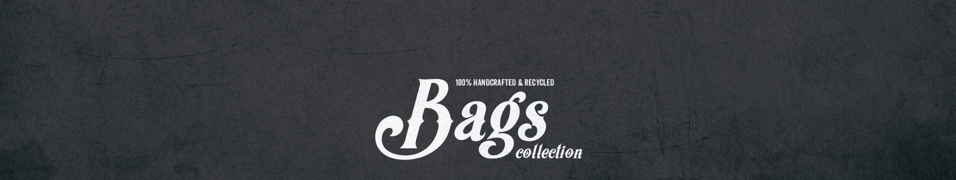 Handmade Recycled Bags