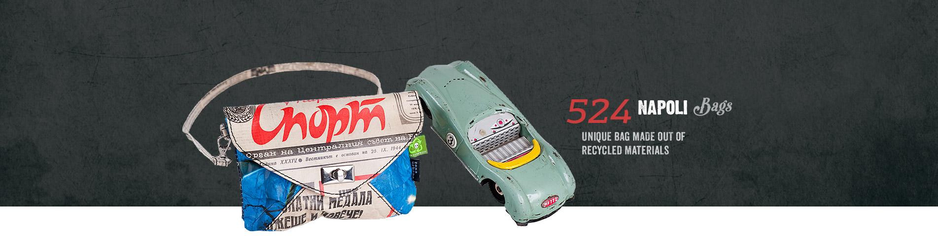 524 Napoli Bags