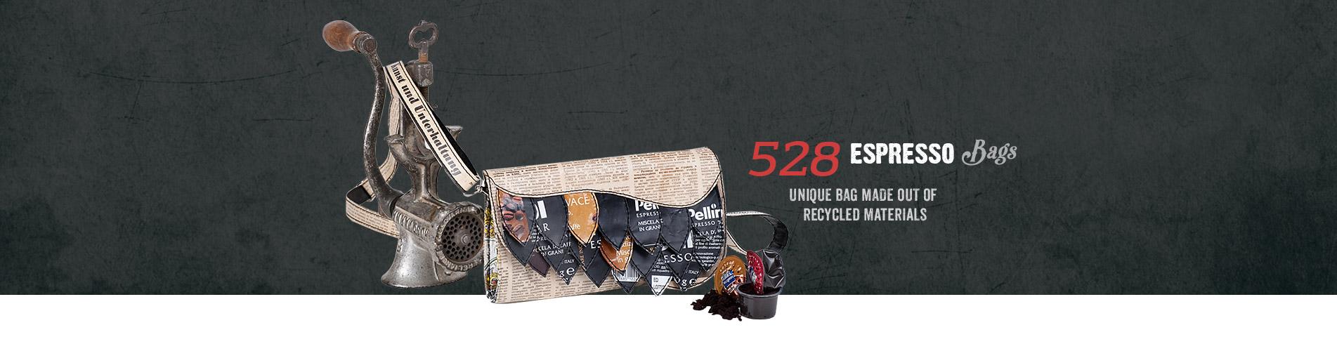 528 Espresso Bags
