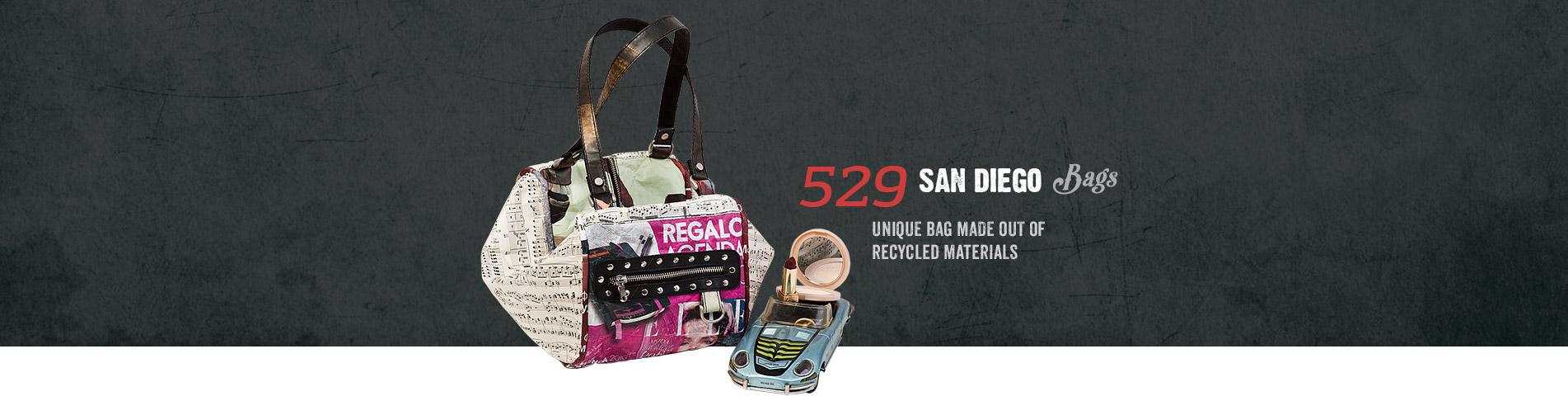 529 San Diego Bags
