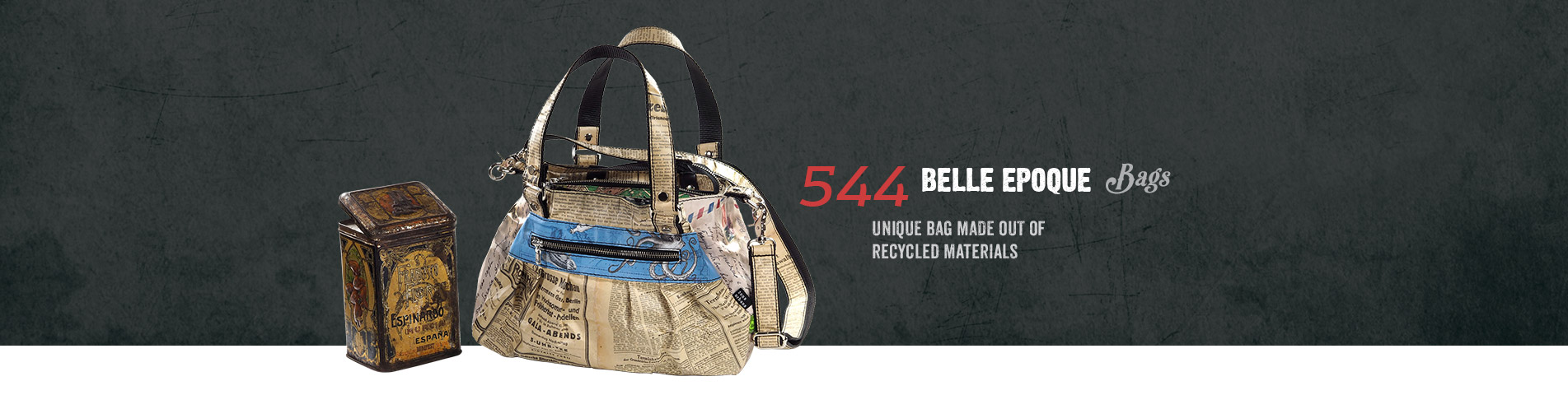 544 Belle Epoque Bags