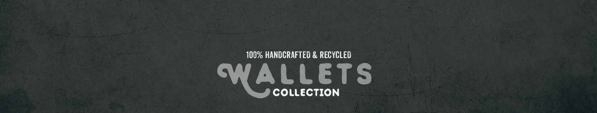 Handmade Recycled Wallets