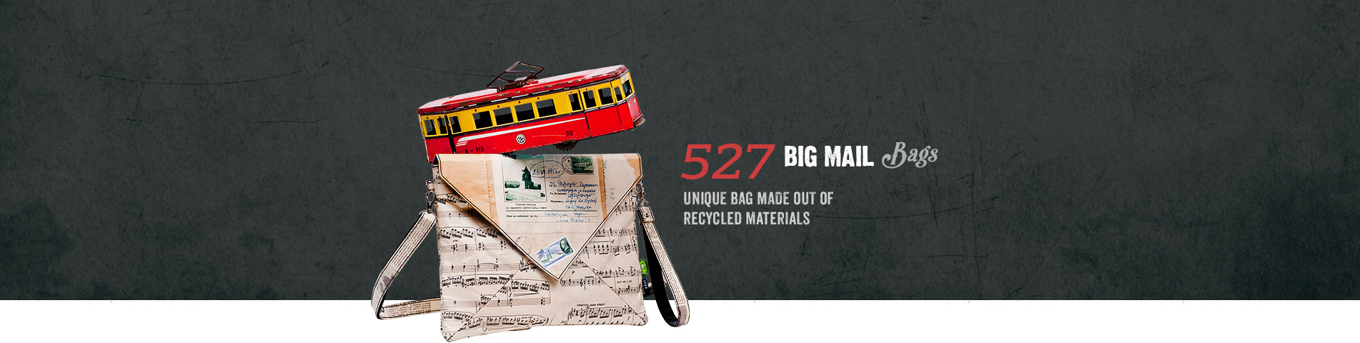 527 Big Mail Bags
