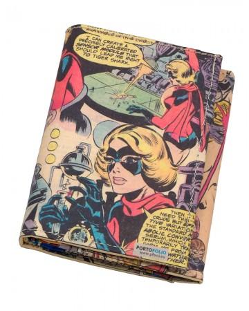American Comics 1962 Wallet