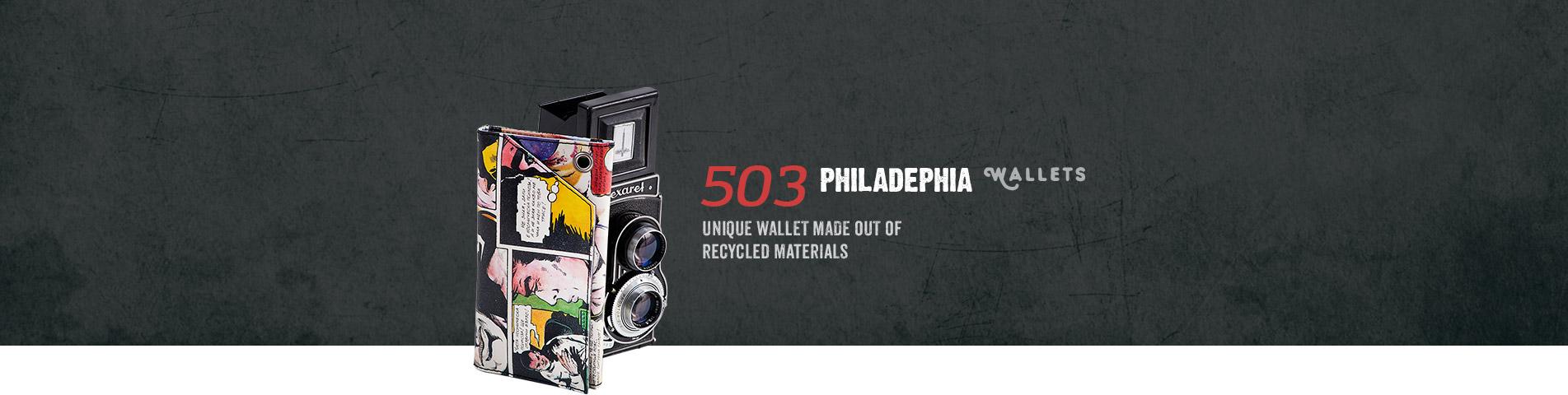 503 Philadelphia Wallets