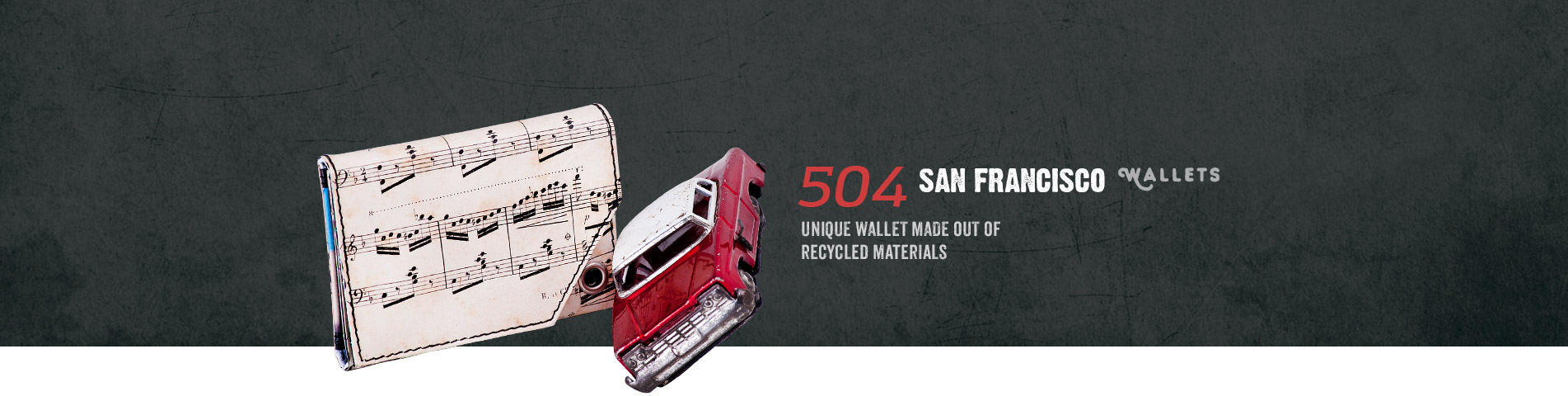 504 San Francisco Wallets