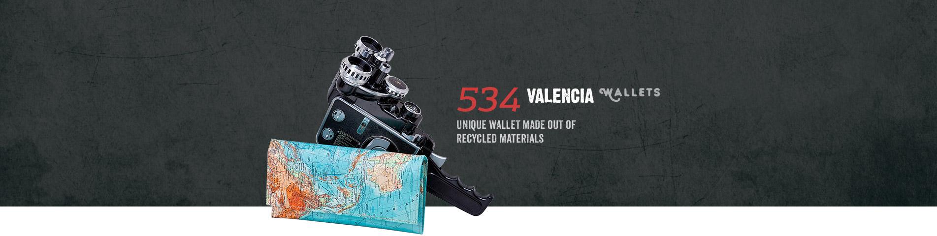 534 Valencia Wallets