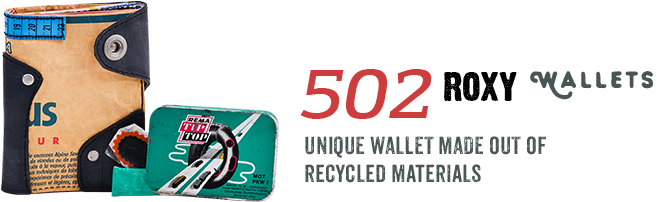 502 Roxy Wallets