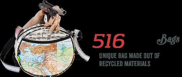 516 Drum Bags