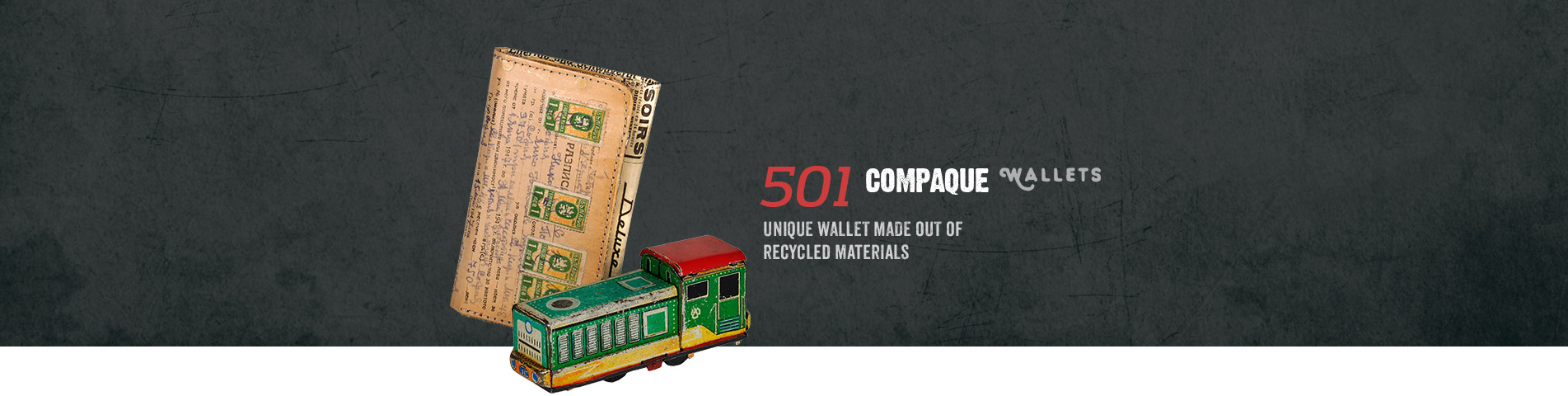 501 Compaque Wallets