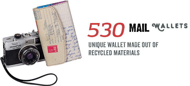 530 Mail Wallets