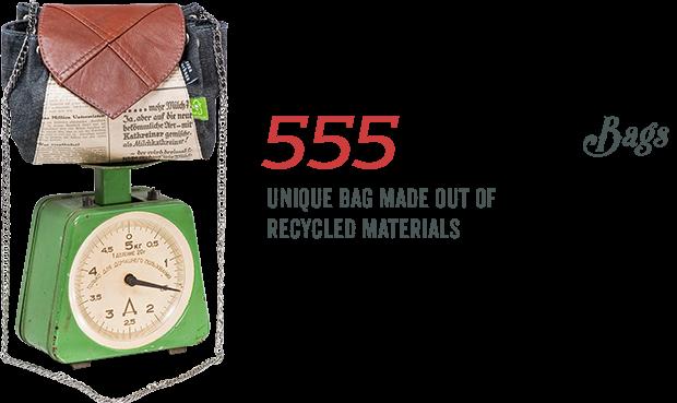 555 Cubanita Bags