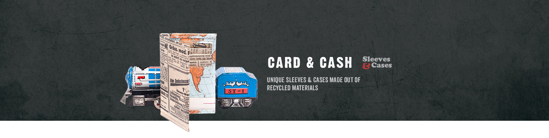 Card & Cash Sleeves